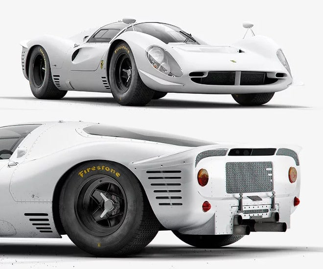 The-Beautiful-Loser-the-Famed-Ford-vs-Ferrari-330-P4-immortalised-in-white-by-INK-Studio-2.jpg